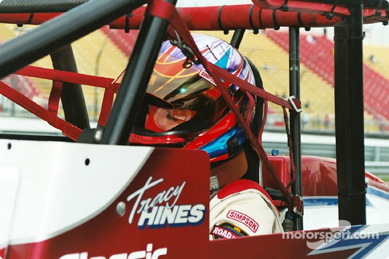 Tracy Hines