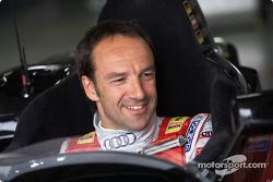 Audi works driver Marco Werner