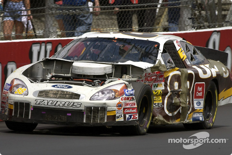 Mark Martin y Sterling Marlin