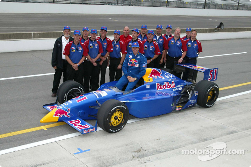 Eddie Cheever and Cheever Racing team