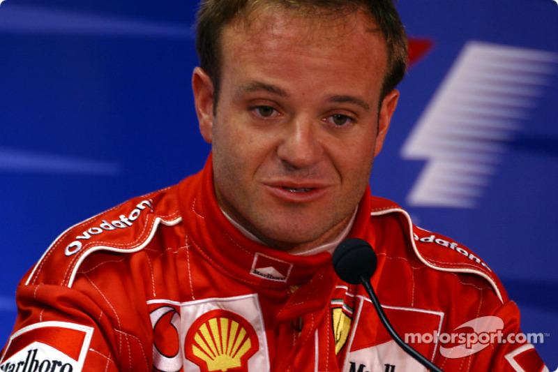 FIA Saturday press conference: Rubens Barrichello