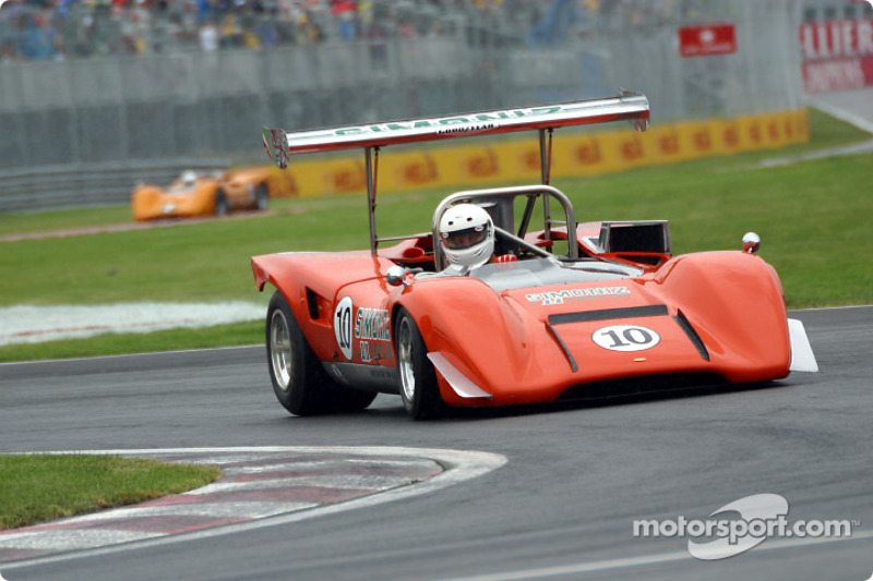 Historic Can-Am race