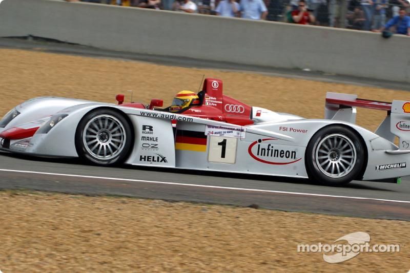 2002: Sieg bei den 24h Le Mans