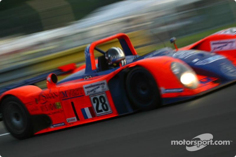 Reynard-VW 2KQ de ROC Competition