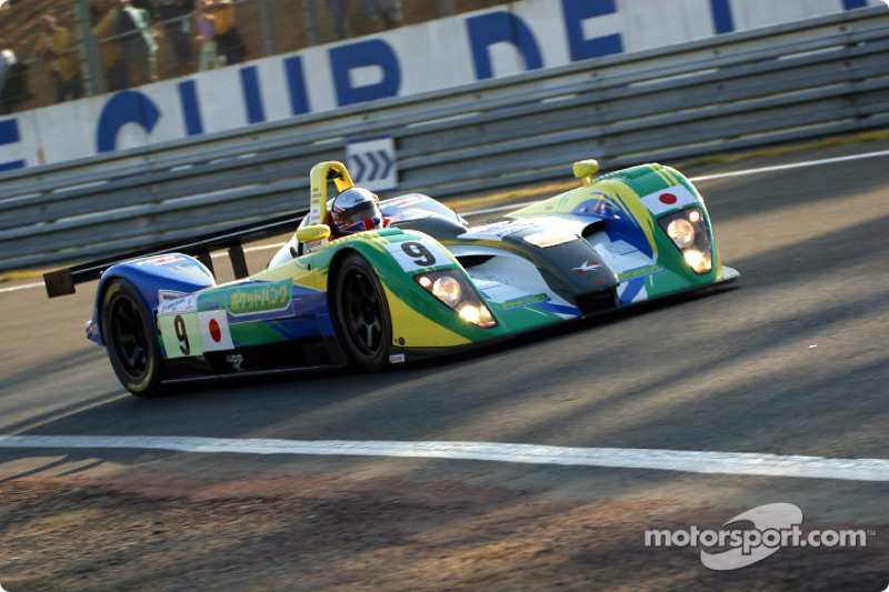 Dome-Judd S101 de Kondo Racing