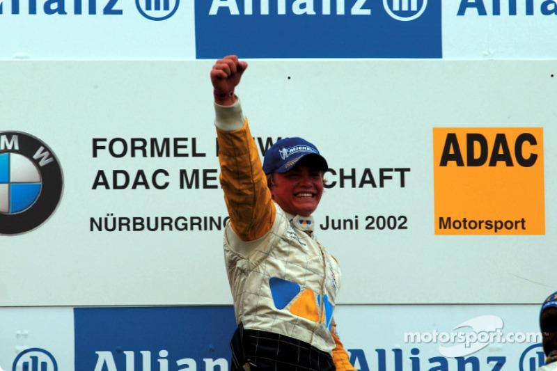 2002: Meister der Formel BMW ADAC