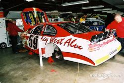 Jason Small's car