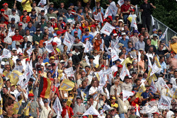 126,000 fans at Norisring