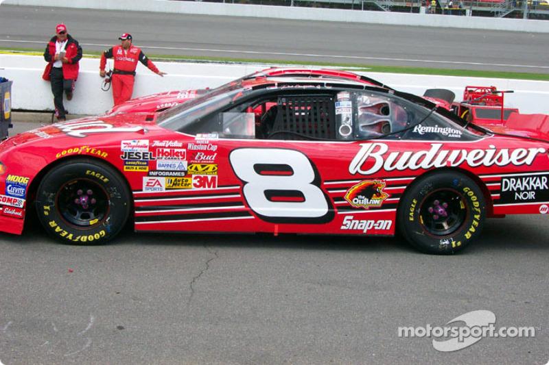El Budweiser Monte Carlo de Dale Earnhardt Jr.