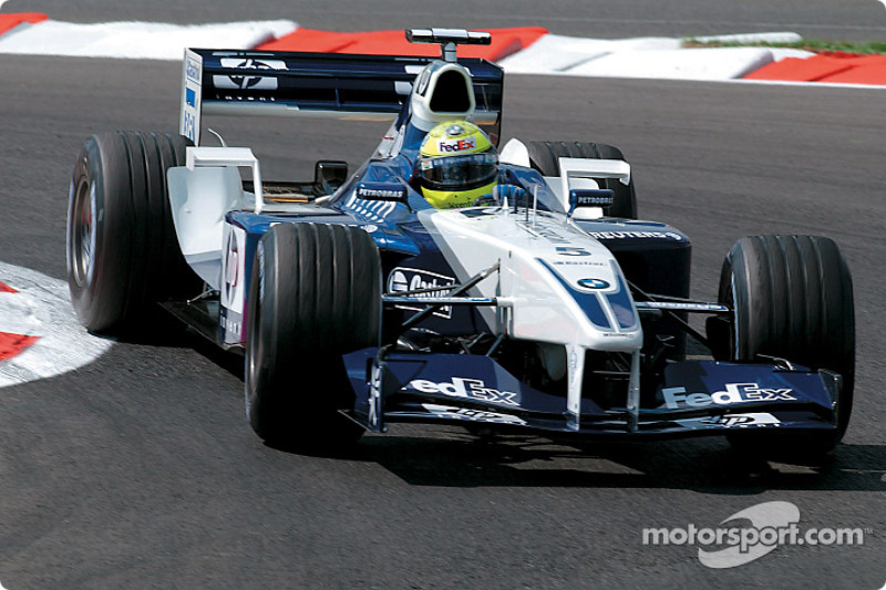 Ralf Schumacher, Williams