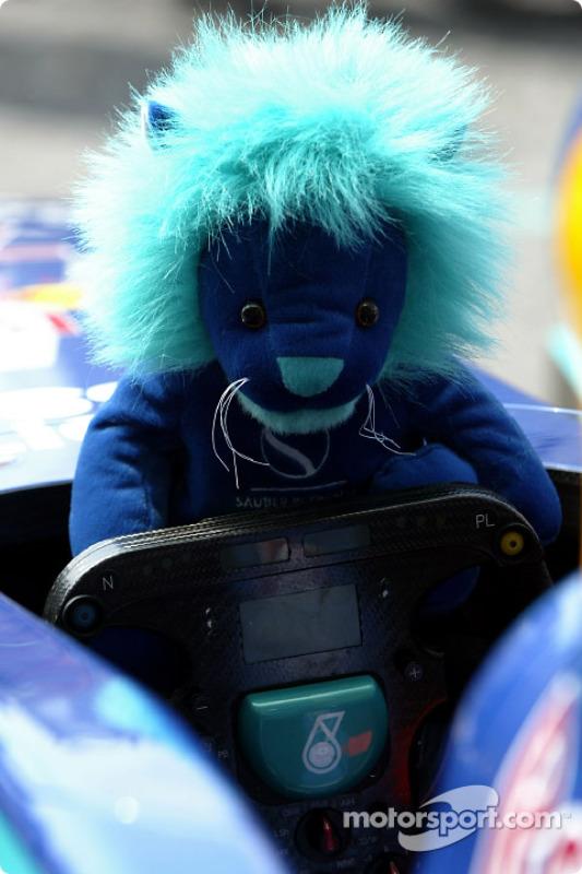 Otro joven piloto en Sauber