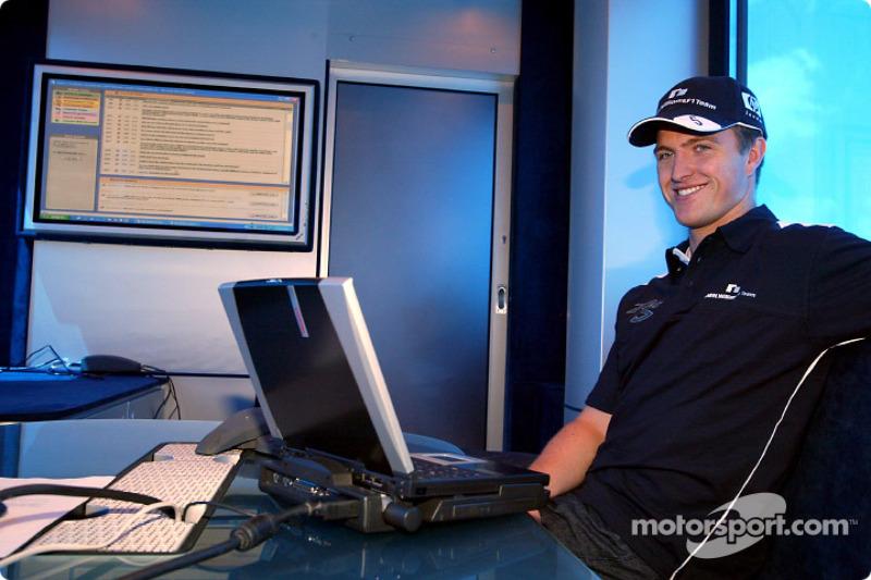 Web chat con los aficionados del Williams-BMW: Ralf Schumacher