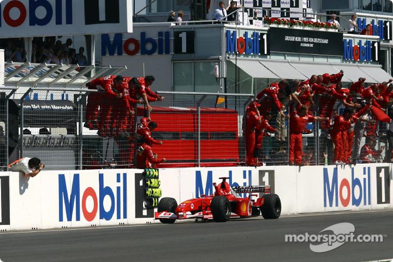 2002 Almanya GP