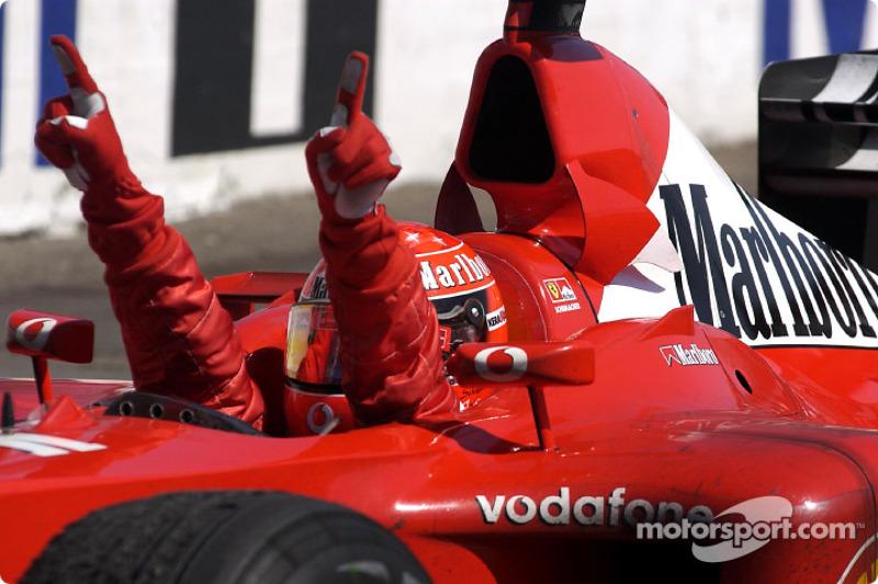 2002 Almanya GP - Ferrari F2002