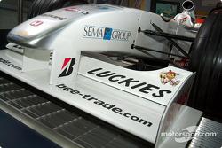 Bezoek aan Gilles Villeneuve Museum: Jacques Villeneuve 002