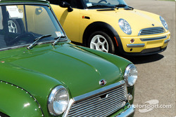 Mini - New and old