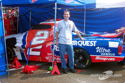 Steve Wheeler visiting MIS