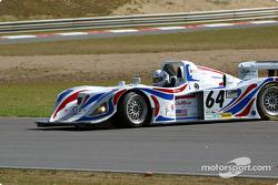 Pegasus Racing Porsche Lola spins