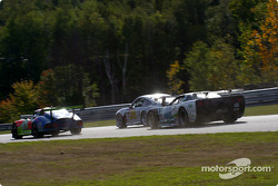 ACEMCO Porsche GT3 R, Marcos Racing USA Marcos Mantis and Morgan Dollar Motorsports Corvette