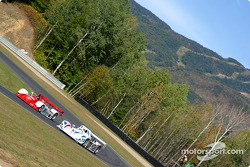 Didier Theys and Pegasus Racing Porsche Lola
