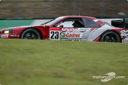 Nissan Skyline GT-R (500), Masami Kageyama, Eric Comas
