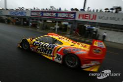 McLaren F1 GTR, Naoki Hattori, Eiichi Tajima