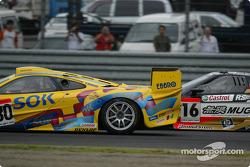 McLaren F1 GTR; Honda NSX