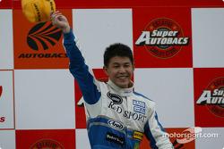 Shinsuke Shibahara(GT300)