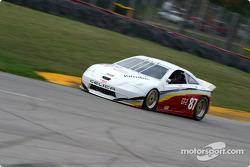 GT2 class qualifying: Bill Reid