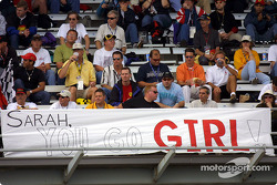 Sarah Fisher's fanclub