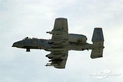 Warthog flyover