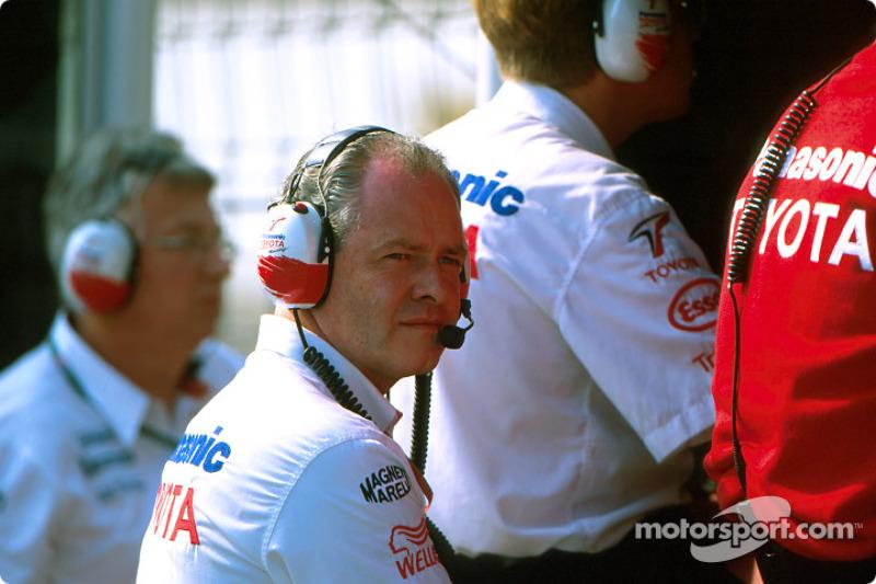 Richard Cregan