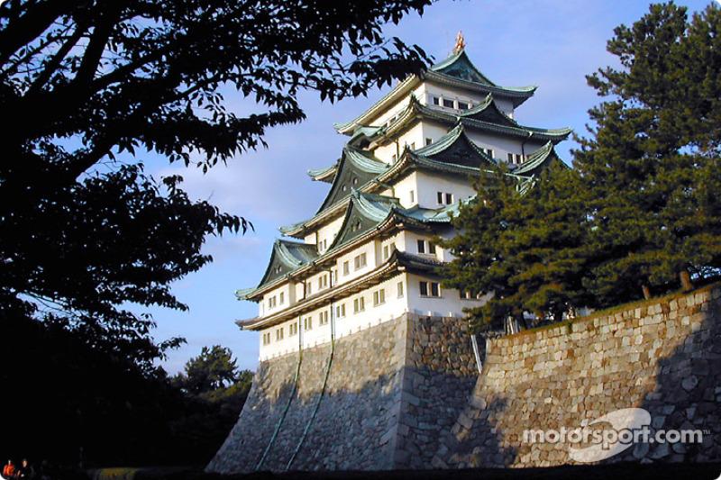 Castillo Nagoya, Nagoya