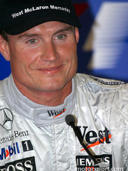 Saturday press conference: David Coulthard