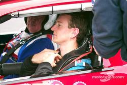 The Coca-Cola Racing Family promotion: Kurt Busch