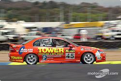 Alan Walls Holden VX GTS
