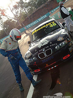 VJ Angelo BMW M coupe in trouble
