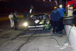 3:15 am Driver change, light bulb change, Less than 11 hours to go!