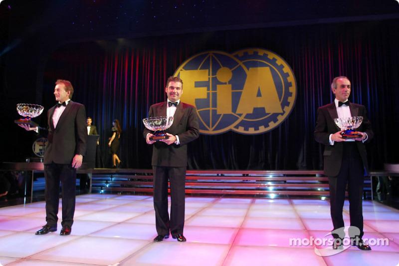FIA European Truck Racing, Winner Race Trucks, Egon Allgauer, Winner Super Race Trucks, Gerd Körber, Winning Manufacturer, Henry Gracia