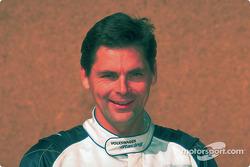 Volkswagen Tarek test drive, November 2002: Stéphane Henrard