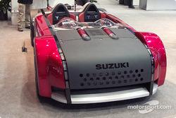 Suzuki GSX R4 Concept
