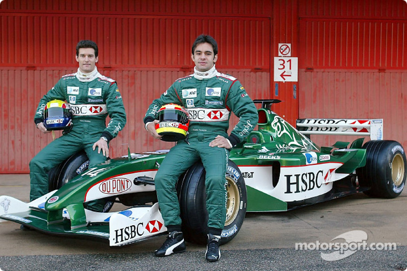 2003: Pizzonia y Webber