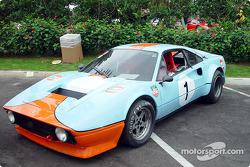 John Wyer Gulf+Western Ferrari 288 GTO