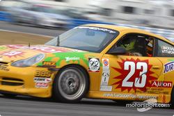 #23 TPC Racing Porsche GT3 Cup: Wayne Jackson, John Littlechild