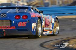 #05 Team Re/Max Corvette: Craig Conway, Rick Carelli, Davy Liniger, John Metcalf