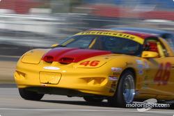 #46 Michael Baughman Racing Firebird: Michael Baughman, Brett Shanaman, Sam Shanaman