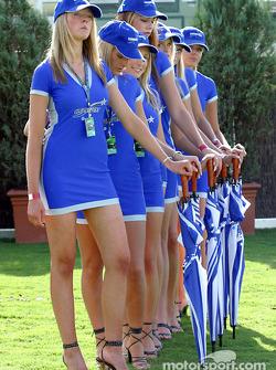 Lovely Australian girls