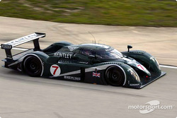 Rinaldo Capello in the Bentley Speed 8 Prototype