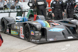 #6 Lister Racing Lister Storm LMP on the starting grid