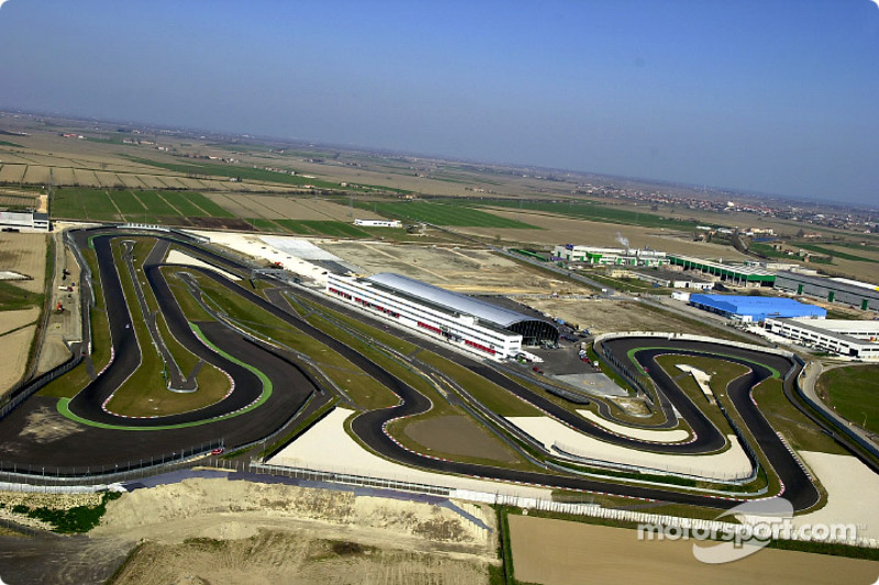 Arial view of Adria